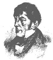 Dessin à la plume (1938) fait d après la peinture à l . Charles-Alexandre  Lesueur. (1778-1846) 86715eb37c8